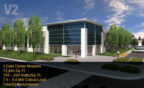 Vantage Data Centers v2 santa clara campus